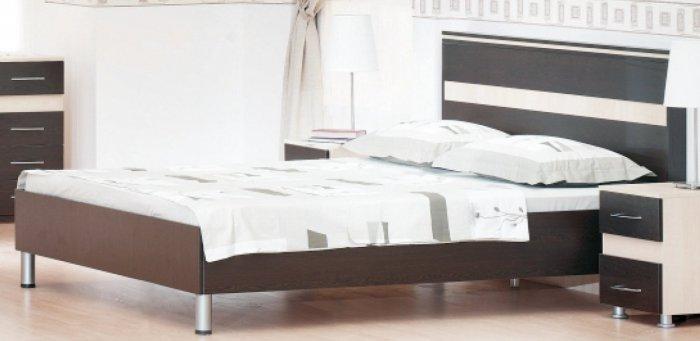 Двуспальная кровать 160 Леди