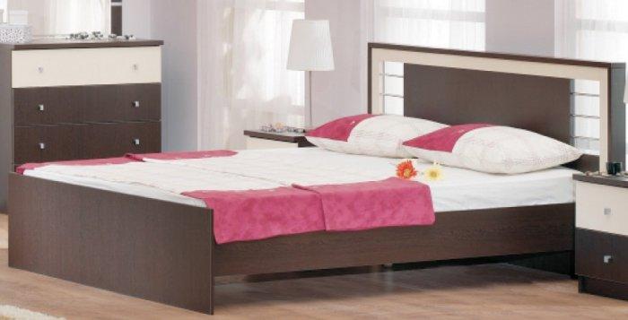 Двуспальная кровать 160 Мажестик