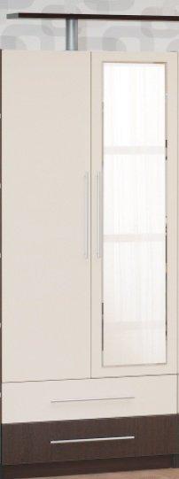 Гардероб 2-х дверный ДСП Мажестик