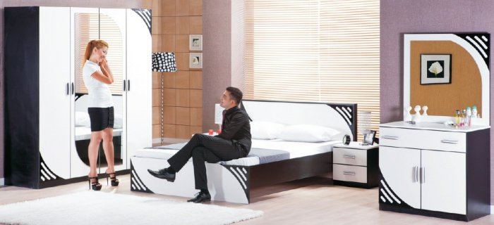 Спальня Мирина