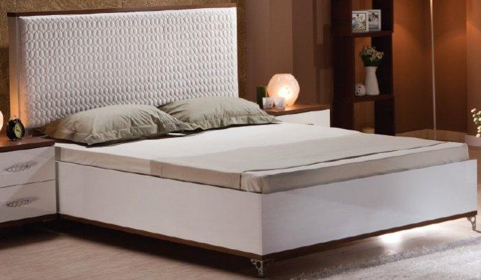Двуспальная кровать 160 Мода
