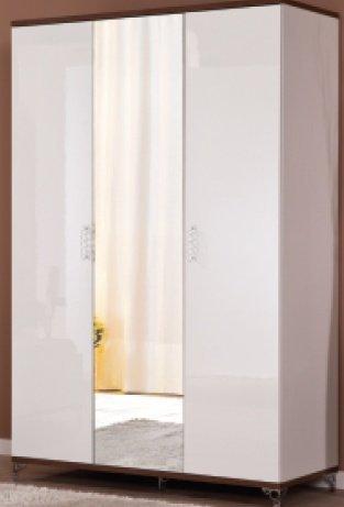Гардероб 3-х дверный Мода
