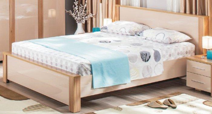 Двуспальная кровать 160 Прага