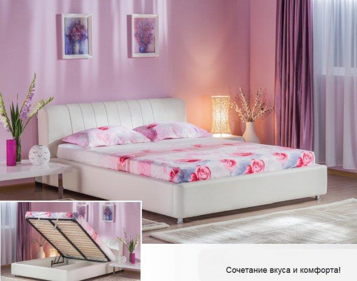 Двуспальная кровать 160 Релакс