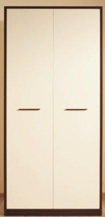 Шкаф 2-х дверный Рига