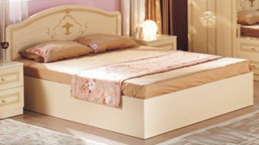 Двуспальная кровать 160 Стелла
