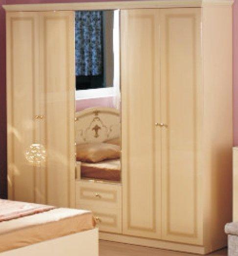 Шкаф 5-ти дверный Стелла