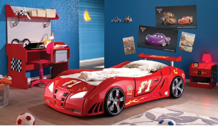 Детская спальня Форсаж