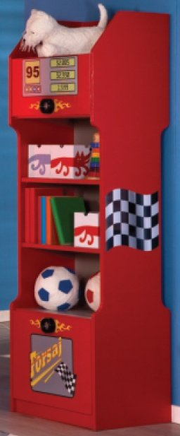 Книжный шкаф Форсаж