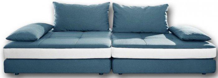 Кожаный модульный диван Ультра Софа