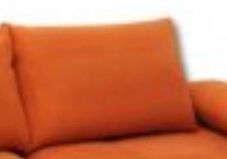 Подушка кожаного модульного дивана Ультра Софа