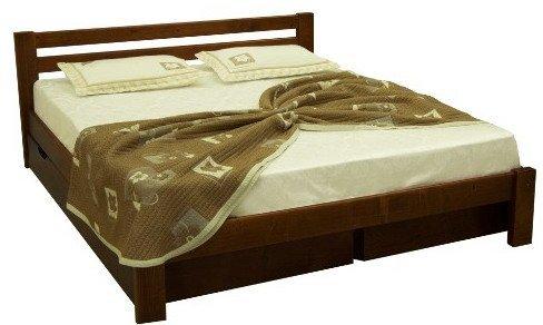 Полуторная кровать ЛК-105