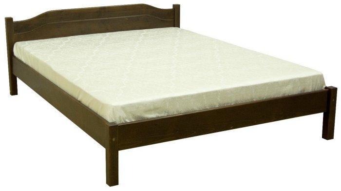 Двуспальная кровать Л-206 - 160х190-200см