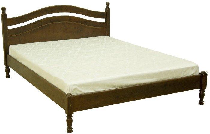 Двуспальная кровать Л-208 - 160х190-200