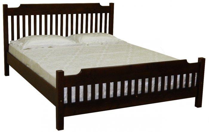 Двуспальная кровать ЛК-112 - 160х190-200