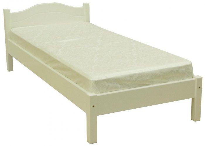 Односпальная кровать ЛК-124 - 90х190-200