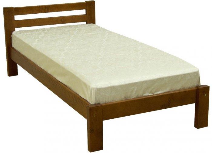 Односпальная кровать ЛК-127 - 100х190-200