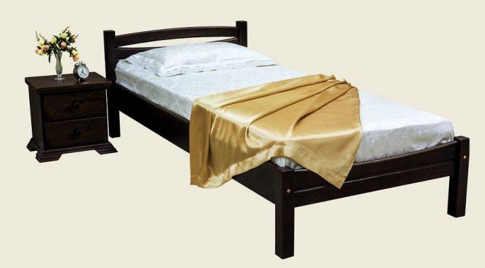 Односпальная кровать Л -109 - 90х190-200