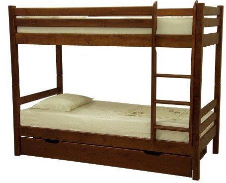 Двухъярусная кровать ЛК-136 - 80х200