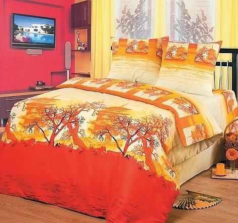 Полуторный комплект постельного белья Япония