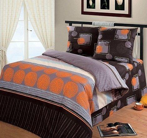 Семейный комплект постельного белья Мехико
