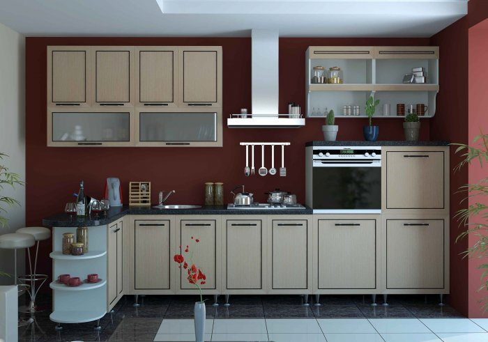 Кухня София Плаза