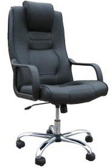 Кресло руководителя Laguna Chrome
