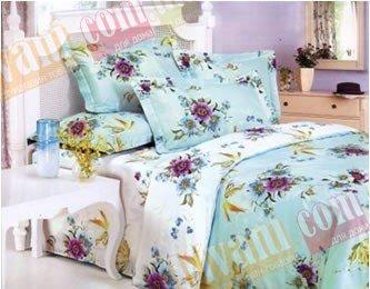 Двухспальный комплект постельного белья Сoleen -К004-Нежность