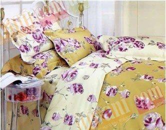 Двухспальный комплект постельного белья Сoleen -К007-Винтаж