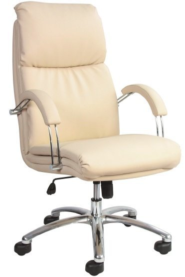 Кресло руководителя Nadir steel