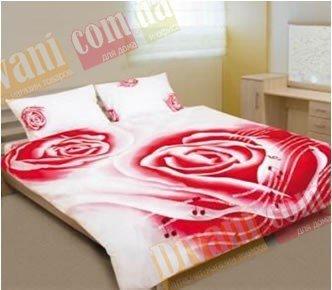 Двухспальный комплект постельного белья Сoleen -625-Мелодія