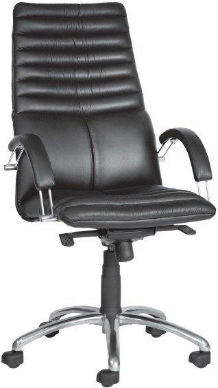 Кресло руководителя Galaxi chrome