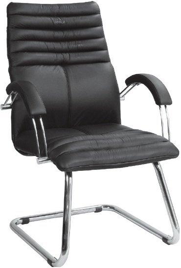 Кресло руководителя Galaxi CF LB chrome