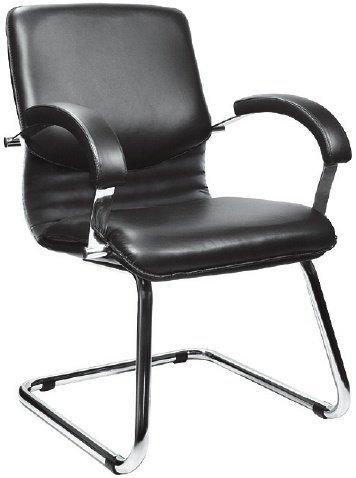 Кресло руководителя Nova CF LB chrome