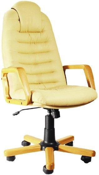 Кресло руководителя Tunis P Extra (с подголовником)