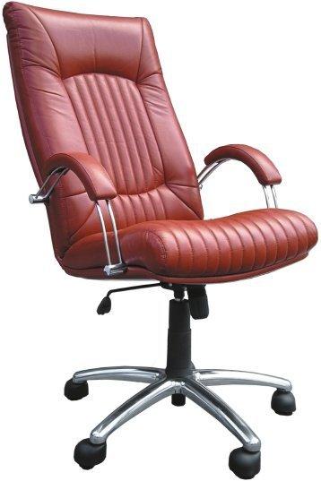 Кресло руководителя Favorit steel