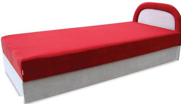 Односпальная кровать Ривьера 90х200см
