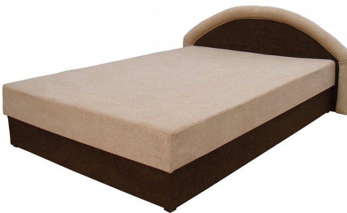 Полуторная кровать Ривьера 140 х длина 200см