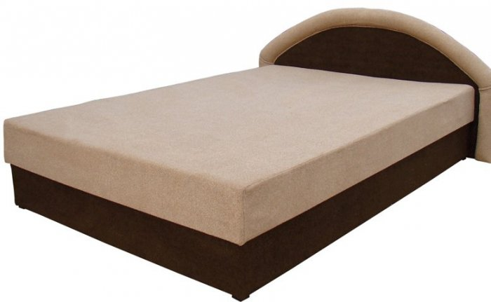 Двуспальная кровать Ривьера 160 х длина 200см