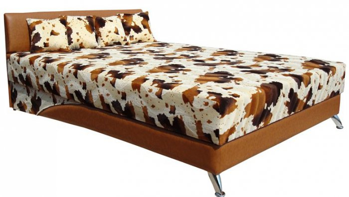 Кровать Сафари ширина от 90 до 160 х 200см