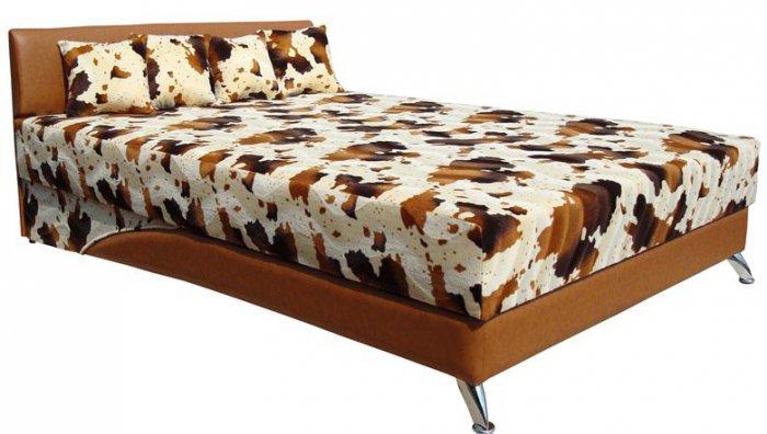 Полуторная кровать Сафари 140 х длина 200см