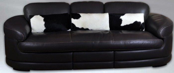 Кожаный диван Тироло 2,44