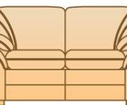 Модуль 2С104 к диван у Джессика