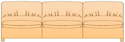 Модуль 3Р177вк к диван у Калифорния