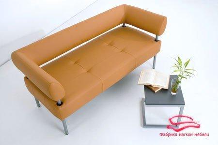Модульный офисный диван Квадро
