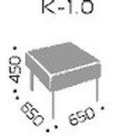 Модуль дивана Квадро 1.0