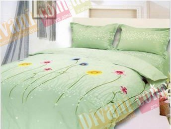Семейный комплект постельного белья Сoleen -К003-Нимфа
