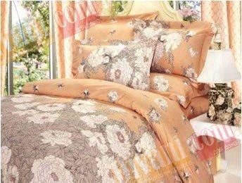 Семейный комплект постельного белья Сoleen -К008-Ностальгия