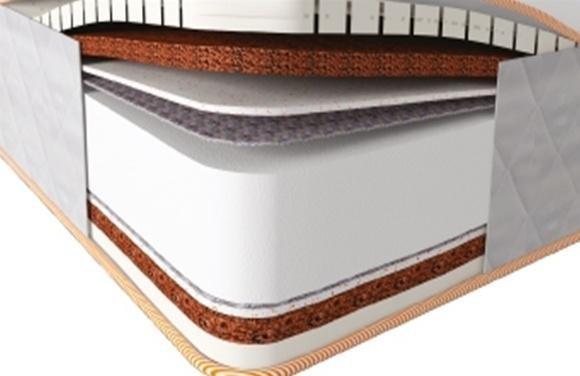Двуспальный матрас Валенсия (Fохе 6) PPU 180x200 см