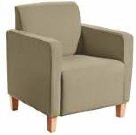 Кожаное кресло Альберт